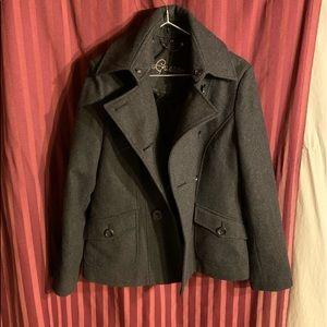 Guess Large dressy coat.